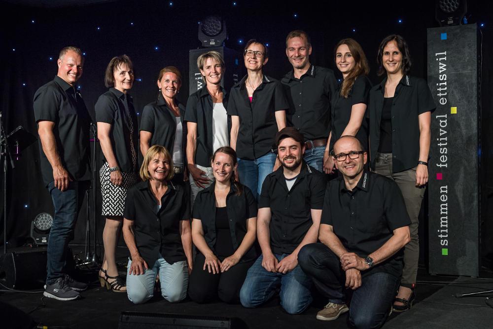 Organisationskomitee Stimmen Festival Ettiswil