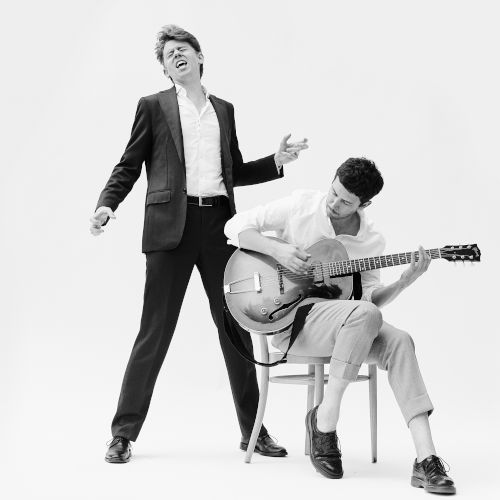 Michael Fehr & Manuel Troller
